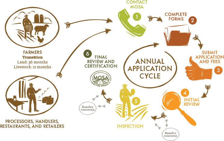 MOSA Certification Process